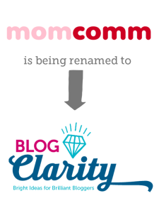momcomm, Blog Clarity, Raleigh Bloggers, Raleigh Blogs, Raleigh Mom Bloggers