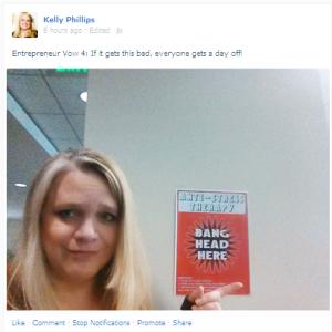 Kelly Phillips, Raleigh Entrepreneur, Raleigh Small Business Women