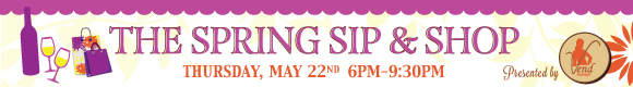 Vend Raleigh Girls Night Out Spring Sip and Shop