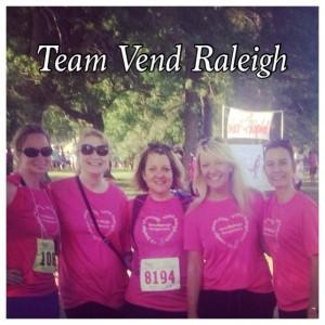 Team Vend Raleigh