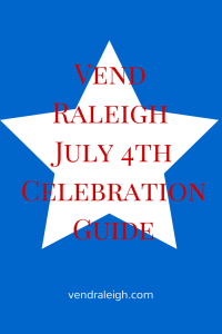 Raleigh July 4th Celebration