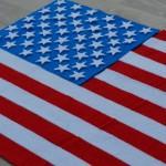 jessica hipp designs, American Flag Puzzle