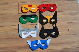 Superhero Kids and Adults, Father's Gay Gift Raleigh