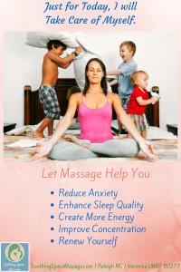 Raleigh Pregnancy Massage
