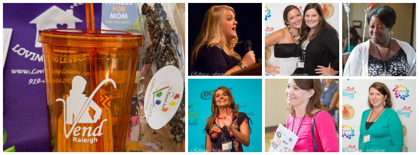 Raleigh Women in Business Conference, Mompreneurs