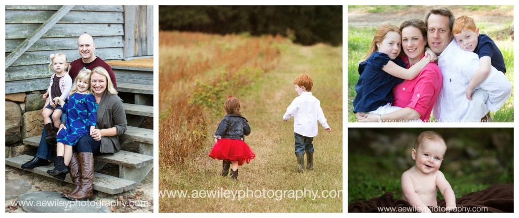 AE Wiley Photography. raleigh family photographer