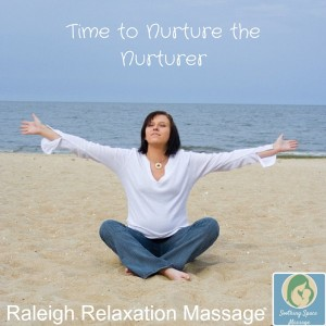 Raleigh Relaxation Massage, Soothing Space Massage
