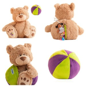Buddy Balls, GreenPea Baby, Raleigh Holiday Gifts