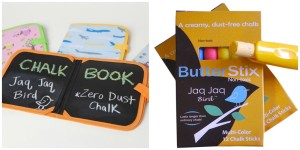 Chalkboard Board Books, GreenPea Baby, Raleigh Holiday Gift Guide