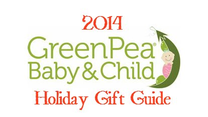 GreenPea Baby & Child, Raleigh Holiday Gift Guide