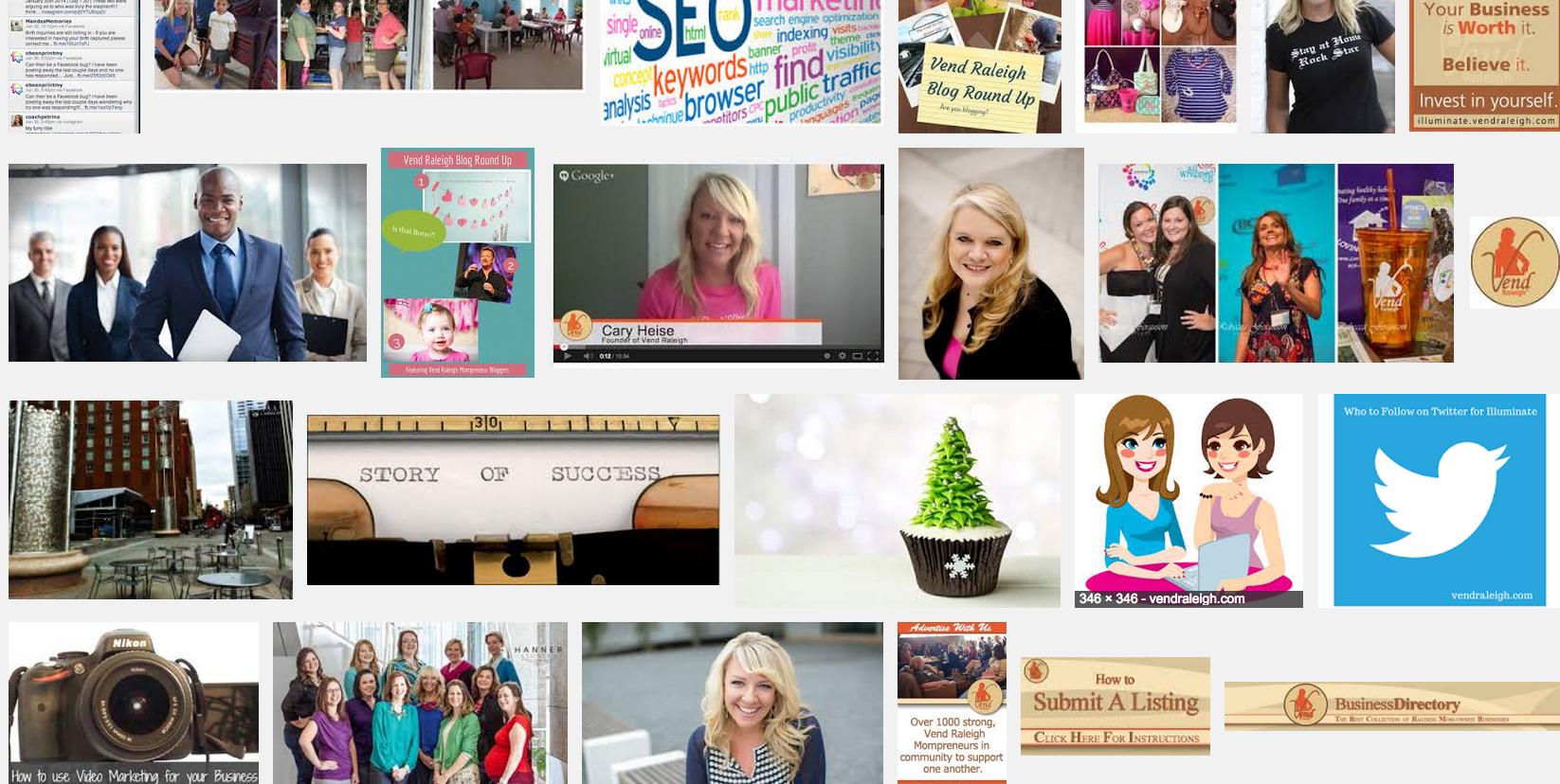 Vend Raleigh Small Business Women