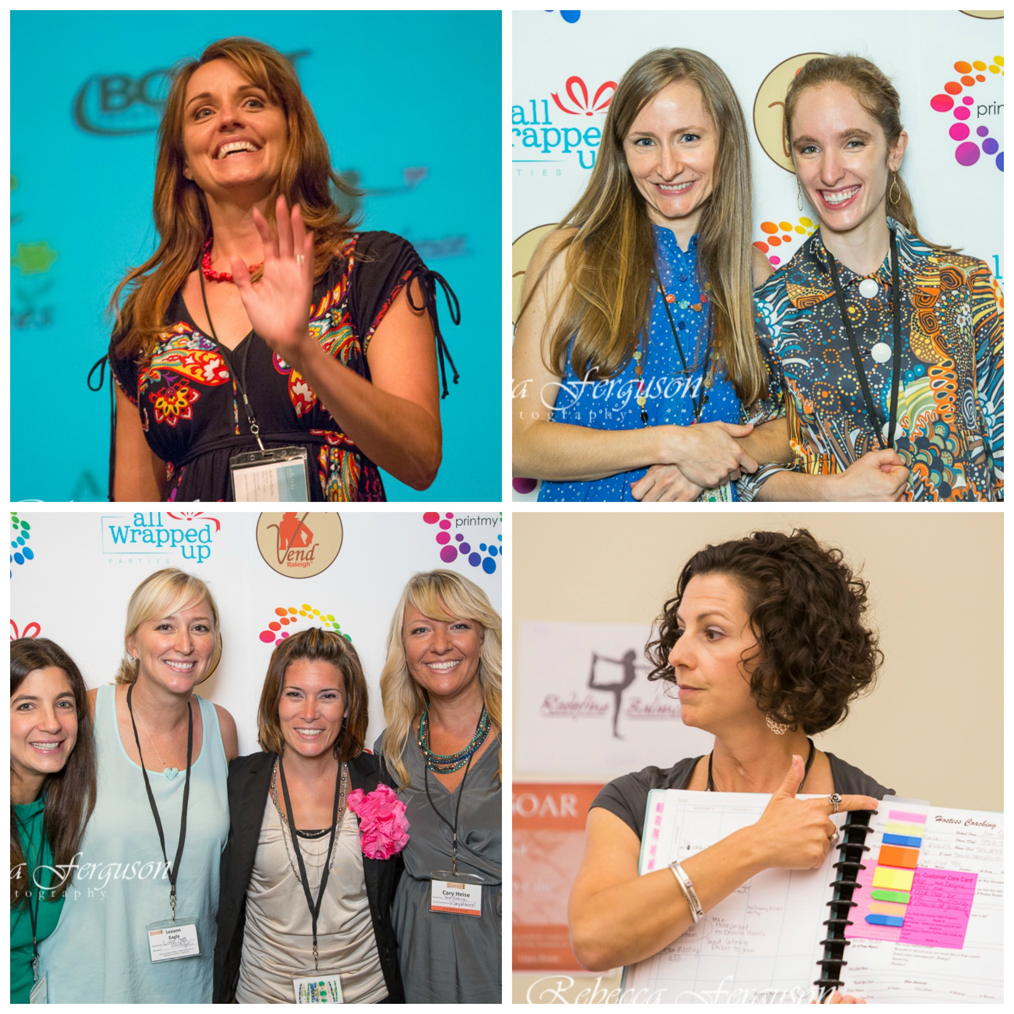 Vend Raleigh Illuminate , conference for business women