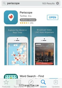 Getting Started with Periscope, VendRaleigh.com