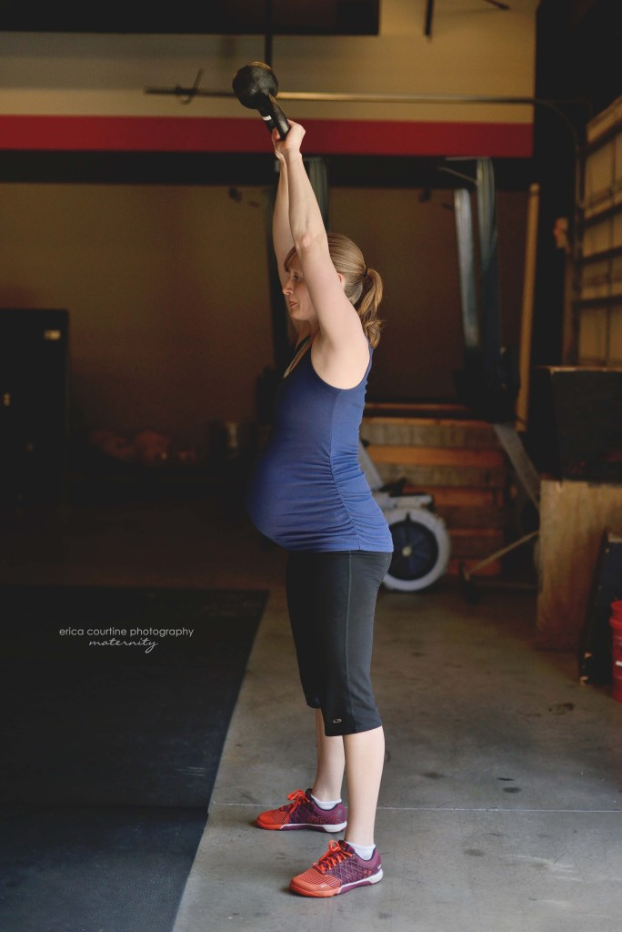 Crossfit Maternity Raleigh