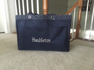 Soft Utility Tote