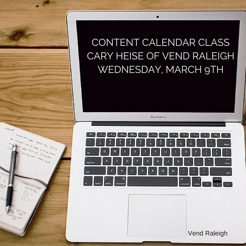 Content Class Raleigh