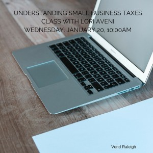 Small Business Taxes Raleigh